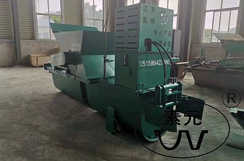 南京U型槽成型机