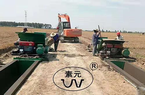 上海渠道建造机