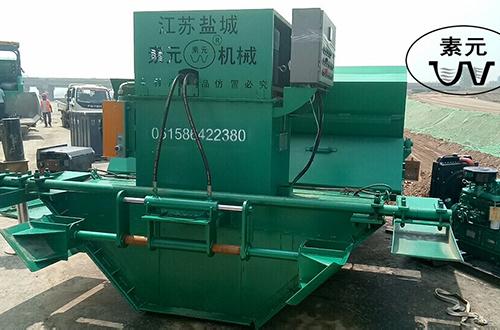 上海明沟衬砌机