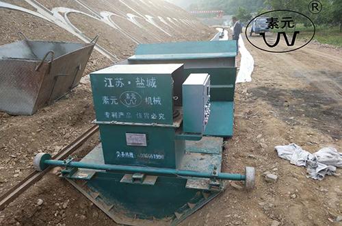 南京高速公路排水渠